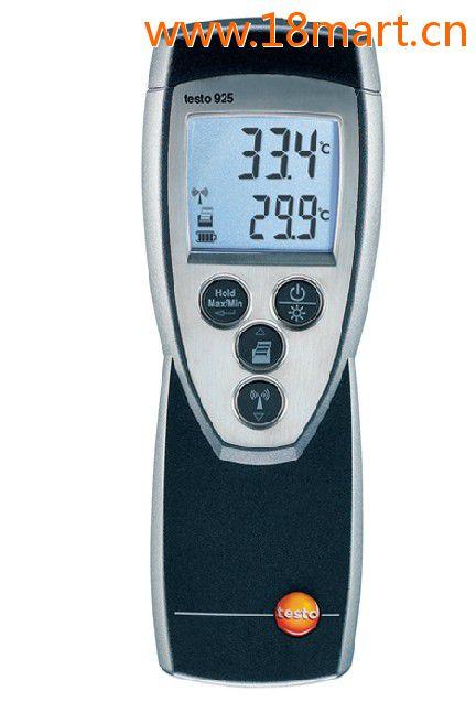 testo 925便携式温度计